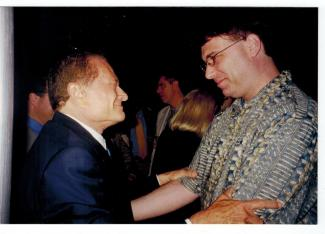 Image of Me and Jerry Herman