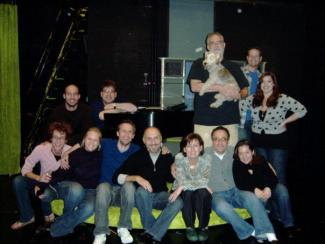 Image of make me a song cast
