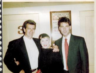 Image of James Naughton, Jan Miner, Me
