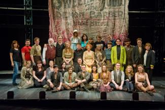 Image of Sweeney Cast\